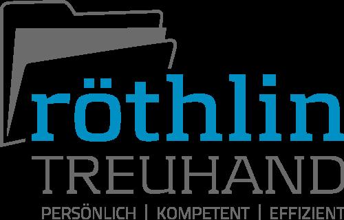 Röthlin Treuhand Logo